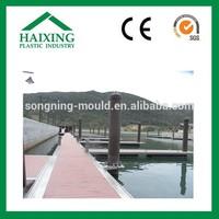 Bridge flooring plank