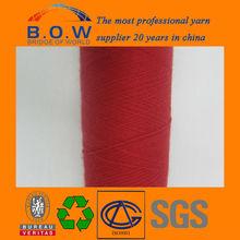 Acrylic yarn winter coats 100% acrylic china supplier/fabric/carpet/red heart yarn love