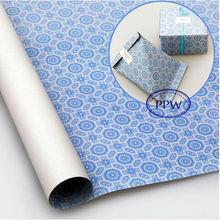 Adhésif papier décoratif gros cadeau papier d'emballage