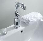 Dolphin shape Single cold touchless faucet automatic sensor bathroom mixer basin tap