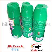 Oil base insecticide aerosol pesticide spray