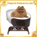 Cat luxe lits. osier, lits pour chiens à vendre avec chargeur et pad