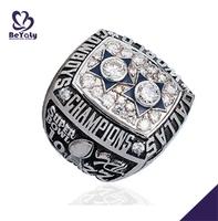 1977 Dallas Cowboys Super Bowl XII grey cup championship rings