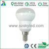 New design super bright 5w R50 led bulb light