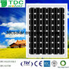 Hot Sale 200W Mono Solar with TUV CE certificate in high Conversion efficiency china solar panel cost