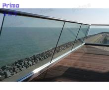 Aluminum glass railing veranda aluminum fencing aluminum veranda (PR-B48)