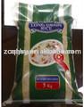 El envasado de alimentos bolsa, el calor sellado bolsa, de plástico bolsa de maní envase/sal bolsas/bolsas de arroz envasado& 25-50kgs sacos