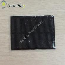 90*70mm 4V 200mA Mini Epoxy Solar Panel Module
