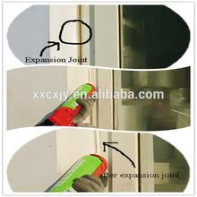 concrete wall expansion joints sealant