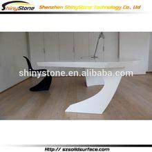 High quality hot sale office table melamine staff desk