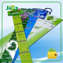 Customized j hook hang tabs for display in China
