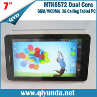 Newest tablet !!- hot seller 7inch cheapest mtk 8312 dual core,3g wcdma dual sim dual standby tablet pc