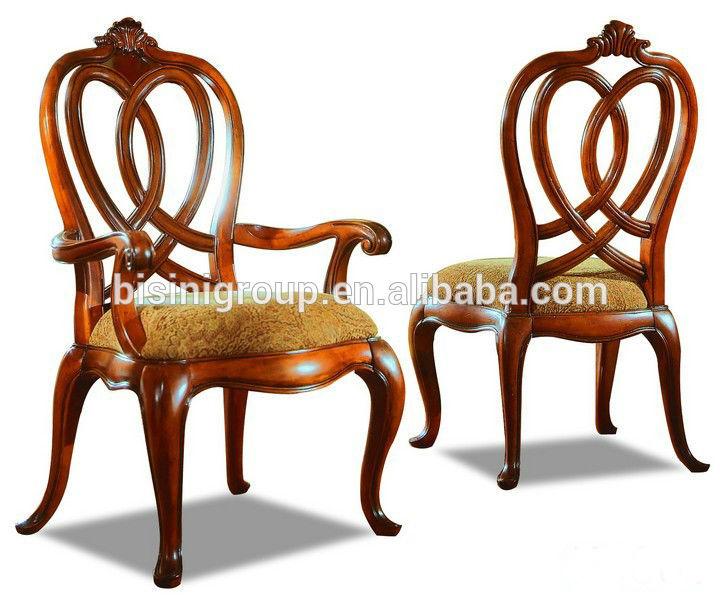Antico chippendale sedia di legno in stile inglese bf11 - Sillas chippendale ...