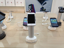 High security device for Iphone display with bracket TS8101