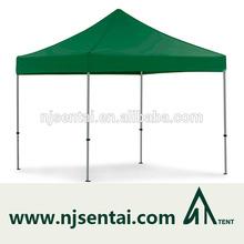 orange pop up tent/tendas 3x3/heavy duty aluminum popup nanjing tents 3x3
