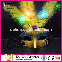Masquerade Venetian Costume Eye Cosplay Fancy Ball Party Plastic Mask