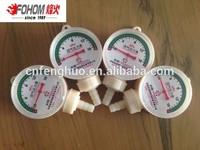 FENGHUO 16Kpa Biogas pressure gauge manufacturer