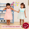 2014 new designs wholesale latest beautiful baby dresses