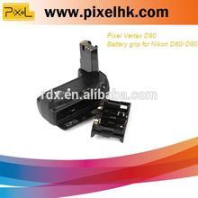 Pixel Vertax D90Camera Battery grip for Nikon D80/ D90
