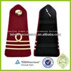 shoulder board military uniform parkas