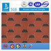 cheap asphalt shingles!!! SGB fiberglass asphalt roof shingle