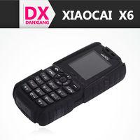 XIAOCAI X6 5000mAh outdoor power bank waterproof mobile phone