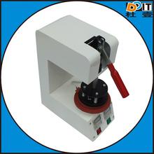 Digital plate press machine, heat printing on porcelain plate, small machine to print plate