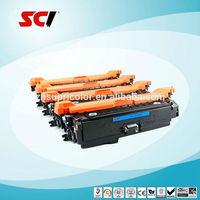toner cartridge Ce250a suitable for the printer HP CP3525 CM3530 Canon LBP7750 LBP5460