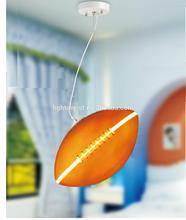 Rugger , Rugby Football pendant lamp for Children Kid's Bedroom ST7044-1