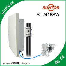2.4ghz outdoor analog wireless optical audio transmitter