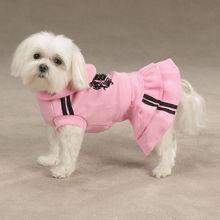 Stylish Plush Dog Coat for sale