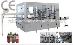 MIC 12-12-5 automatic beverage filling machine
