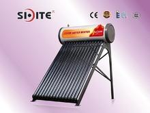 Integrative Pressured Vacuum Tube Thermal Solar Hot Water