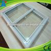 freezer sliding glass door with PVC frame