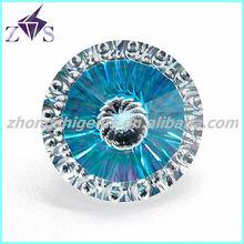 Shining diamond cut 1.5mm stone