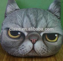 cat cushion cute cushion