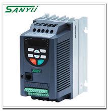 Sanyu 220V/380V Three Phases 1.5kw frequency converter