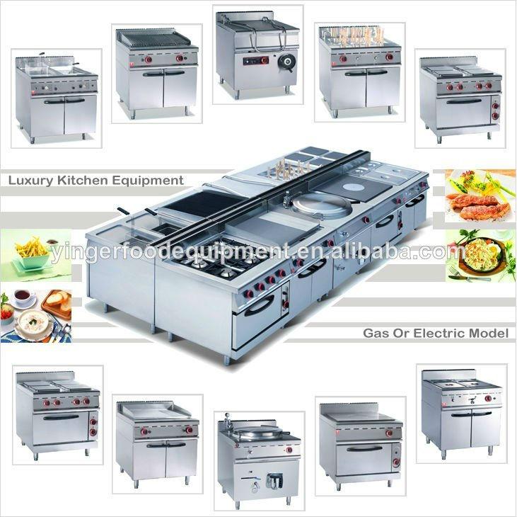 Restaurant Kitchen Equipment : restaurant kitchen equipment manufacturers, View fast food kitchen ...