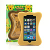 Koala's March Bear Biscuits Soft Silicon Phone Case for iPhone 5 Cheap Mobile Phone Pouch Phone Back Protective Case Cover