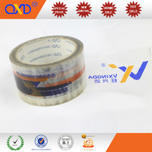 Water based acrylic adhesive ,hotmelt adhesive and oily Adhesive Printed Tape