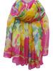 Custom made printed polyester scarf