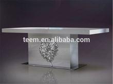 Divany Furniture dining room furniture dining table LS-202 design furniture manufacturer rankings