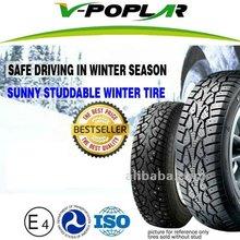 Snow Car Tire SUNNY WANLI TRIANGLE LINGLONG JINYU DoubleStar