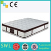 2014 newest design Euro top pocket spring memory foam mattress from big manufacturer