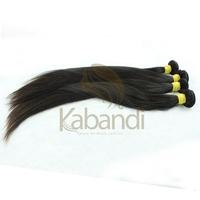 Unprocessed grade 5a virgin hair extension human hair Product development strategy