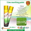 China Hot Sale Aerosol Line Marker Spray Paint