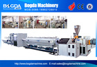 PVC plastic pipe extruding production/pvc pipe making line