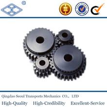 material metal mini M0.8 SS0.8-48a Custom JIS standard C45 steel large diameter spur gear