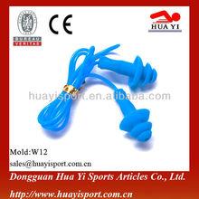 Popular custom for high quanlity silicone earplug