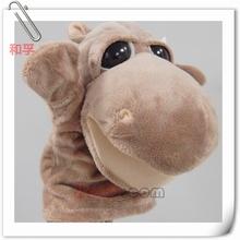 Plush Horse Hand Puppet Toys